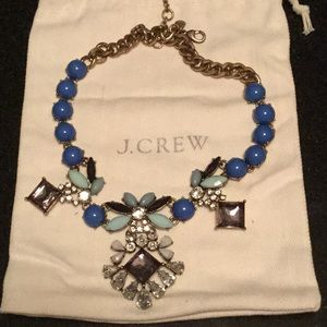 J crew fashion necklace.